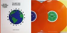 VAMPIRE WEEKEND LP x 2 Father Of The Bride ORANGE Coloured Vinyl Limited SEALED