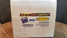 Crimestopper Digital Securview SV-8300HD 3.5 Digital High Definition LCD Monitor