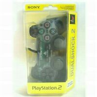 SONY DUALSHOCK 2 Official Analog Controller Slate Gray SCPH-10010 PlayStation