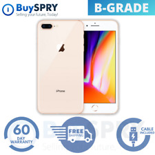 Apple iPhone 8 Plus 🍎 256GB Gold AT&T Locked 🔒 iOS Smartphone 📱 4G LTE