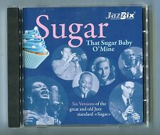 Jazz musée Hambourg CD six versions of the Great and Old Jazz standard sugar