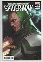 MILES MORALES SPIDER-MAN #1 DJURDJEVIC FF VILLIANS VARIANT Marvel 2019 NM-