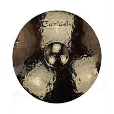 "TURKISH CYMBALS Becken 20"" Ride Rock Beat Raw bekken cymbale cymbal 2818g"
