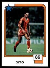 Panini Soccer Cards 1988 - Dito # 86