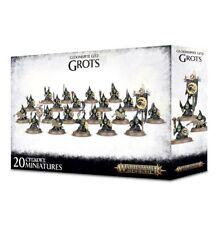 Grots Gloomspite Gitz (Stabbas/Shootas) Warhammer Age of Sigmar NIB