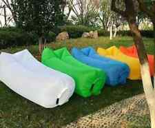 Air Inflatable Outdoor Beanbag Chair Sofa Sleeping Lazy Kids Adult Bed Banana