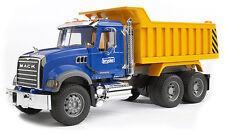 Bruder Toys - MACK Granite Dump Truck - NEW IN BOX