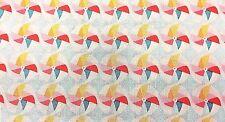 Riley Blake Vintage 100% cotton designer fabric C3824 pink pinwheels girl crazy