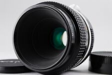 [Excellent+++] NIKON  MICRO-NIKKOR  F/3.5  55mm  MF Lens  from Japan F/S   #6033