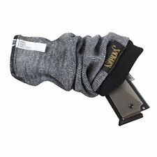 NEW Sack-Up Gun Sock Value Pack 5CT Pistol Field Grey 207