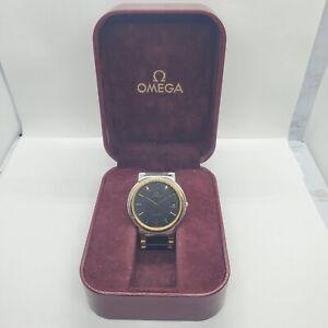 Vintage Omega Deville Quartz Watch