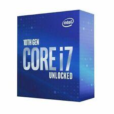 Intel Core i7-10700K Processor (5.1 GHz, 8 Cores, Socket LGA1200, Box) - BX8070110700K