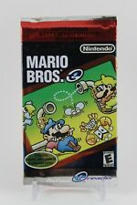 2002 Nintendo e-Reader Mario Bros. Pack 5 Card Set NES