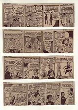 Rick O'Shay by Stan Lynde - 26 daily comic strips - Complete January 1965