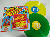 "Bang Bee Gees Bruce Springsteen Michael JACKSON 2x LP Vinili 12 "" VG/VG"
