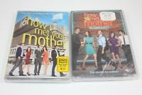 How I Met Your Mother Season 6 + 7 DVD Sets - NEW Sealed
