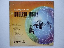 ROBERTO INGLEZ - UM PROGRAMA COM 10' 1st MONO 1954 BRAZIL LATIN JAZZ SAMBA BOSSA