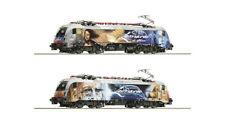 Roco 73485 Locomotive Électrique RH 1216 da Vinci Spécial Öbb DCC son Échelle H0
