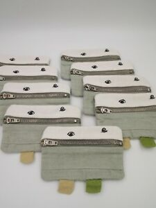 Anthropologie Gift Card Holder Monster Coin Purse - Lot of 9