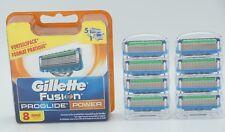 Gillette Fusion Proglide Power Rasierklingen - 8 er Pack - NEU - für Männer