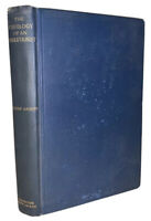 1897, 1st, THE THEOLOGY OF AN EVOLUTIONIST, by LYMAN ABBOTT, RELIGION & SCIENCE