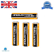 4 Duracell Industrial AAA Size 1.5V Alkaline Professional Performance Battery