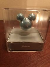 Disney Mickey Ears iriver Mplayer Mp3 Player Blue (Rare) 1Gb Bundle W/ Usb Cable