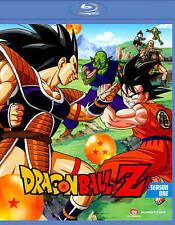 Dragon Ball Z - Season 1 (Blu-ray Disc, 2013, 4-Disc Set)