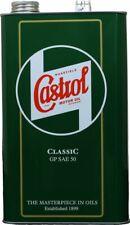 5 Litres Huile Castrol Classic GP50