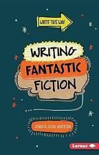 Writing Fantastic Fiction by Jennifer Joline Anderson (Paperback / softback)