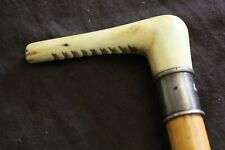 Antique Handle Walking Stick Cane