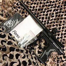 NEW Kingman Spyder Fenix Electronic Tournament Paintball Gun - Diamond Black