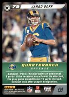2020 NFL Five Base Common #C39 Jared Goff
