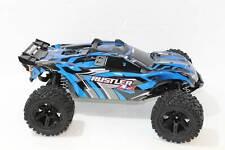 Traxxas Rustler 4x4 blau Roller 1/10