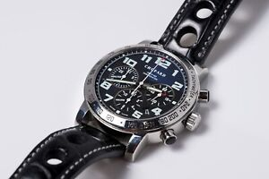 Chopard Mille Miglia Chronograph Automatic Stainless Steel Mens Watch Ref. 8920