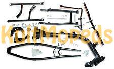 SIMSON Marco S51 s51e Enduro S53 S70 S83 S50 Reposapiés Cuerda SUPERIOR