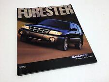 1998 Subaru Forester  L S Brochure