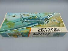 Airfix Dauntless 1/72 Scale Kit