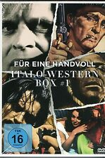 For A Handful of Italo-Western Box #1 DVD Koch Media includes Yankee Tinto Brass