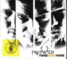 FREI.WILD / FEINDE DEINER FEINDE - SPECIAL EDITION * NEW CD+DVD 2012 * NEU *