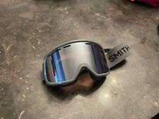Smith grey ski/snowboard goggles