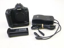 Canon EOS 1D Mark II N with a Shutter Count of 118753, Battery, Charger, in EC.