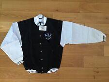 RARE - Jacket Adidas Athletic Club AAC - Original 90s Teddy American College