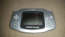 Nintendo Gameboy Advance Platinum Silver, Completely Refurbed All Original Parts