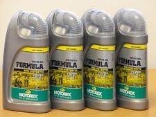 8,70€/l Motorex Formula 2T teilsyn 2Taktöl  4 x 1 L