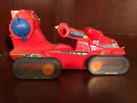 1982 Masters Of The Universe He-man's Attack Trak Vehicle MOTU