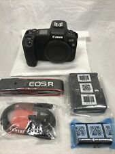 Canon EOS R 30.3MP Digital Camera - Black (Body Only)