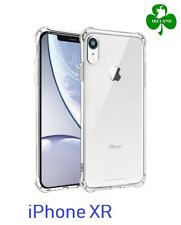For iPhone XR Case Cover Crystal Clear Gel Protective ShockProof Slim Silicone