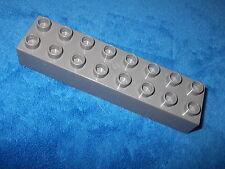 LEGO DUPLO RITTERBURG aus 4777 + 4776 + 4779 + 4785 16er Noppen STEIN GRAU