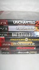PS3 Game Lot of (7) Games. Free Shipping!!!